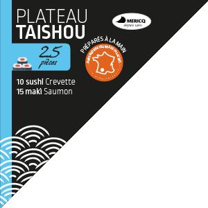 plateau TAISHOU par Mericq