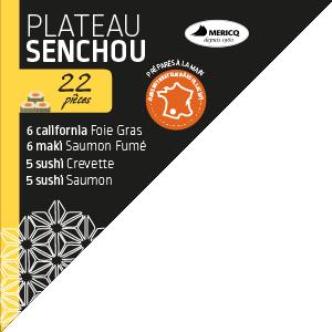 plateau SENCHOU par Mericq