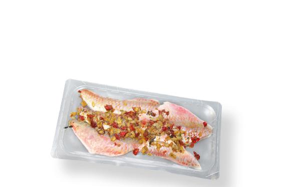 innovation du Groupe Mericq : Darfresh® micro-ondable pour un poisson frais cuisson papillote
