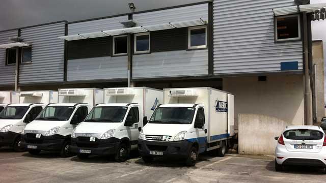 La Rochelle - un site du Groupe Mericq