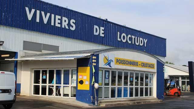 Viviers de Loctudy - un site du Groupe Mericq