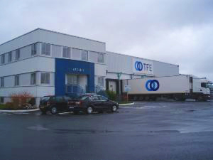 Rungis - un site du Groupe Mericq