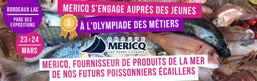 Olympiade des métiers les 23 & 24 mars à Bordeaux