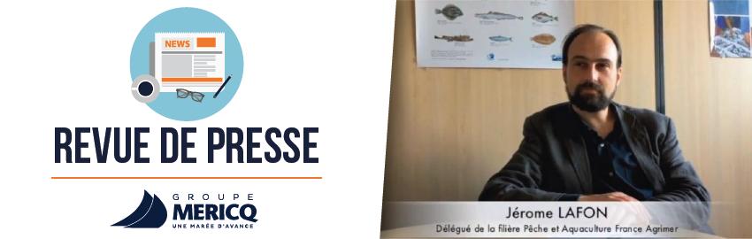 [ Revue de presse ] : Jérôme Lafon, FranceAgrimer : « L'innovation, un travail collectif »