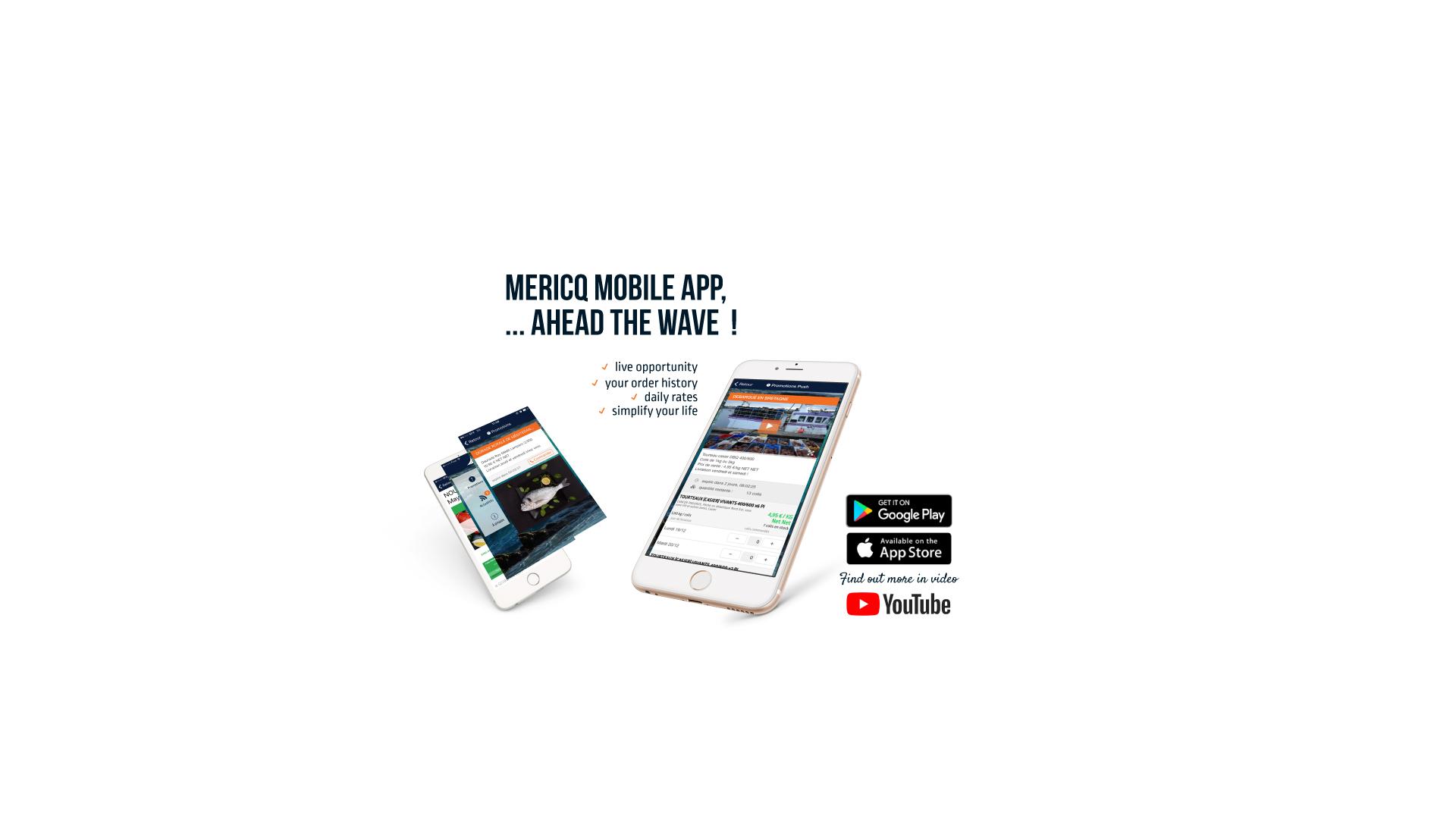 Mericq mobile app