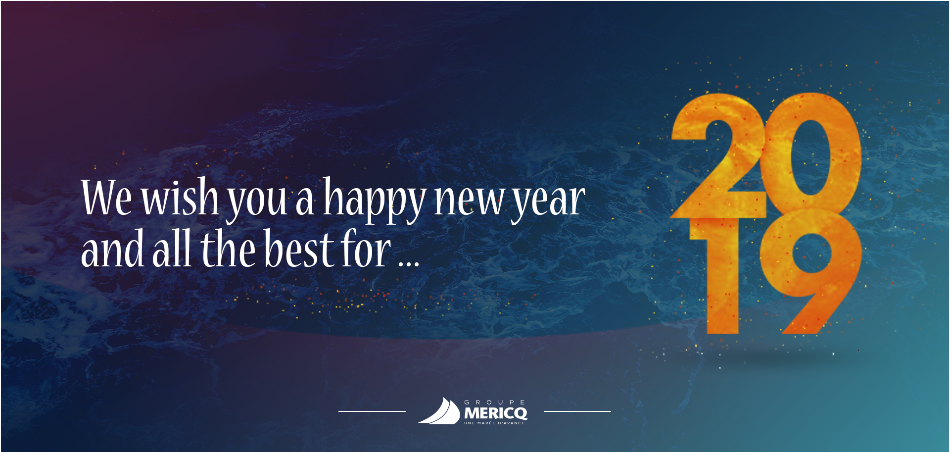 Happy New Year with Mericq
