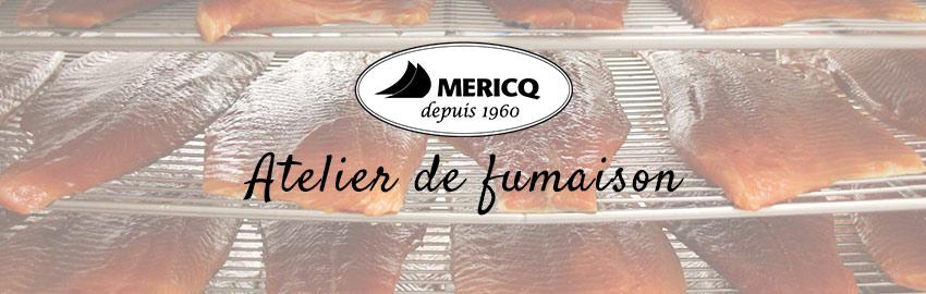 Atelier de fumaison Mericq tradition